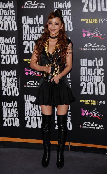 安室奈美恵「World Music Awards 2010 - Press Room」:写真・画像(4)[壁紙.com]