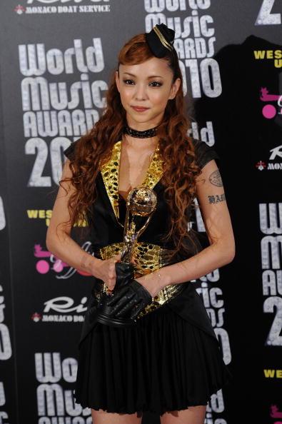 安室奈美恵「World Music Awards 2010 - Press Room」:写真・画像(19)[壁紙.com]