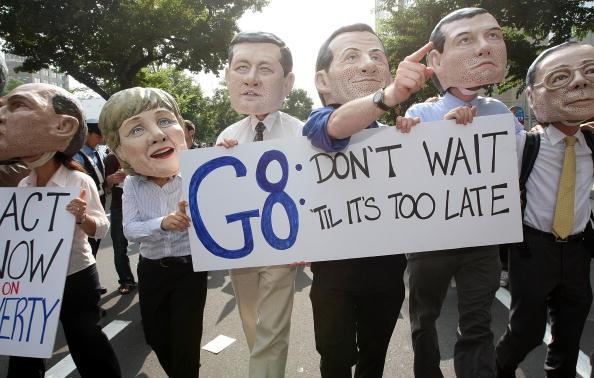 Hokkaido「Anti-G8 Demonstration Continue In Sapporo」:写真・画像(6)[壁紙.com]