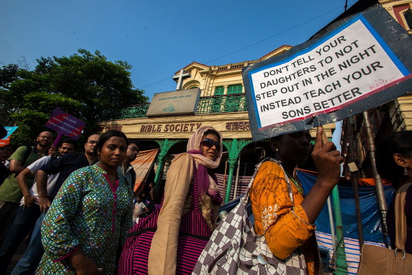 India「Rape Victim Protest Takes Place in Kolkata」:写真・画像(9)[壁紙.com]