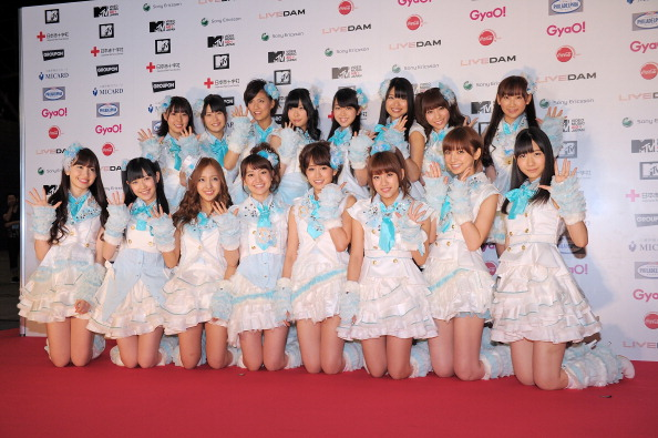 Jポップ「MTV Video Music Aid Japan - Red Carpet」:写真・画像(15)[壁紙.com]