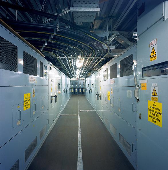 Data Center「Data Centre control room.」:写真・画像(10)[壁紙.com]