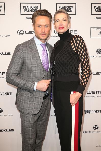 Checked Suit「Thomas Rath Arrivals - Platform Fashion January 2018」:写真・画像(3)[壁紙.com]