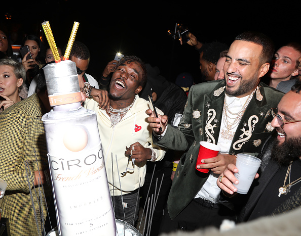 Vanilla「CIROC French Vanilla Celebrates French Montana's Birthday in Beverly Hills」:写真・画像(16)[壁紙.com]