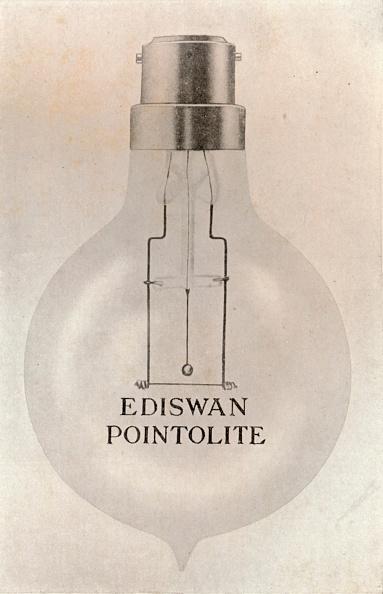 Light Bulb「The Ediswan Pointolite, c1916.」:写真・画像(4)[壁紙.com]