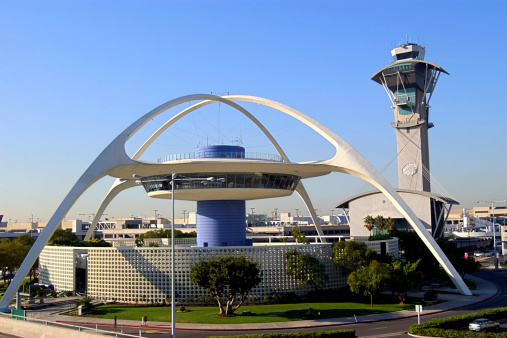 LAX Airport「LAX airport in Los Angeles, California」:スマホ壁紙(18)