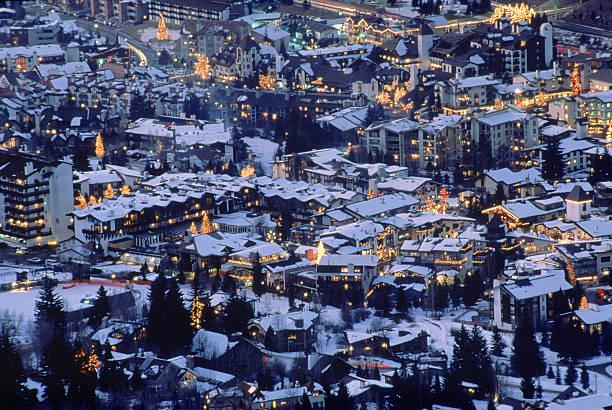 Town of Vail, Colorado:スマホ壁紙(壁紙.com)