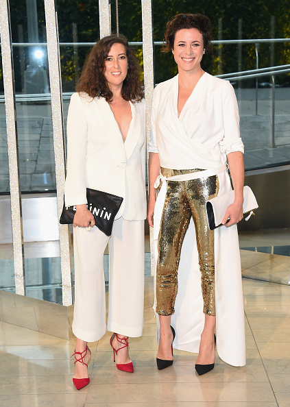 White Blazer「2015 CFDA Fashion Awards - Cocktails」:写真・画像(8)[壁紙.com]