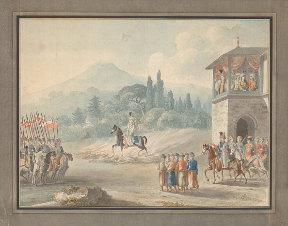 Tradition「Georgian Cavalry Review」:写真・画像(6)[壁紙.com]