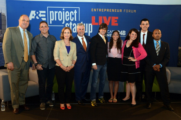 StartUp - Television Show「A+E Networks Project Startup Live - Boston」:写真・画像(15)[壁紙.com]