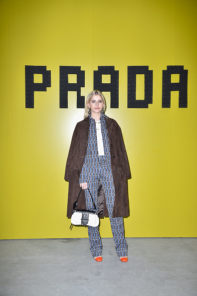 Prada「Prada - Arrivals & Front Row - Milan Men's Fashion Week Fall/Winter 2019/20」:写真・画像(9)[壁紙.com]
