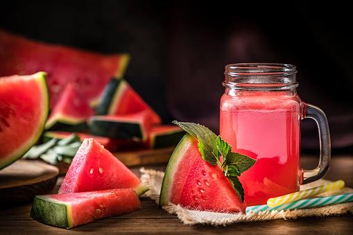 Mint Leaf - Culinary「Watermelon juice」:スマホ壁紙(7)