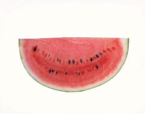 スイカ「Watermelon slice」:スマホ壁紙(9)