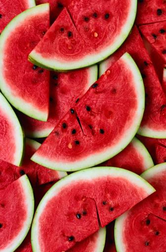 スイカ「Watermelon Slices」:スマホ壁紙(18)