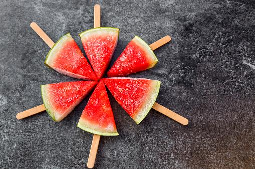 スイカ「Watermelon popsicles」:スマホ壁紙(18)