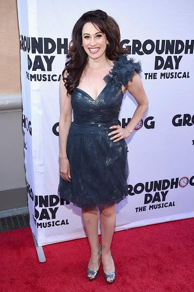 "Metallic Shoe「""Groundhog Day"" Broadway Opening Night - Arrivals & Curtain Call」:写真・画像(16)[壁紙.com]"