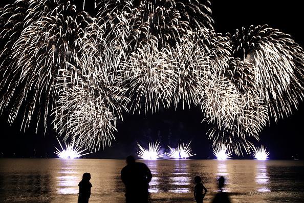 Firework Display「Northern Territorians Celebrate Territory Day」:写真・画像(13)[壁紙.com]
