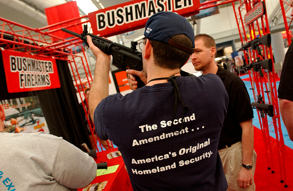Organized Group「National Rifle Association Holds Its 133rd Annual Meetings & Exhibits」:写真・画像(18)[壁紙.com]