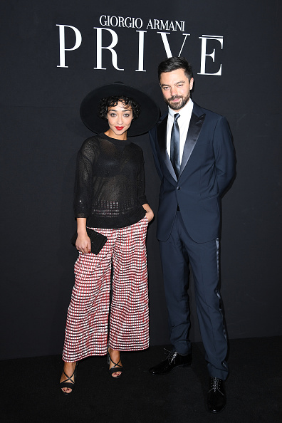 Dominic Cooper「Giorgio Armani Prive : Front Row - Paris Fashion Week - Haute Couture Fall/Winter 2016-2017」:写真・画像(17)[壁紙.com]