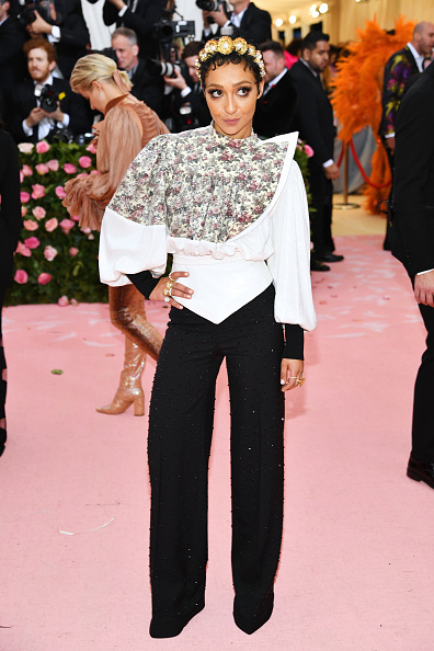 Ruth Negga「The 2019 Met Gala Celebrating Camp: Notes on Fashion - Arrivals」:写真・画像(0)[壁紙.com]