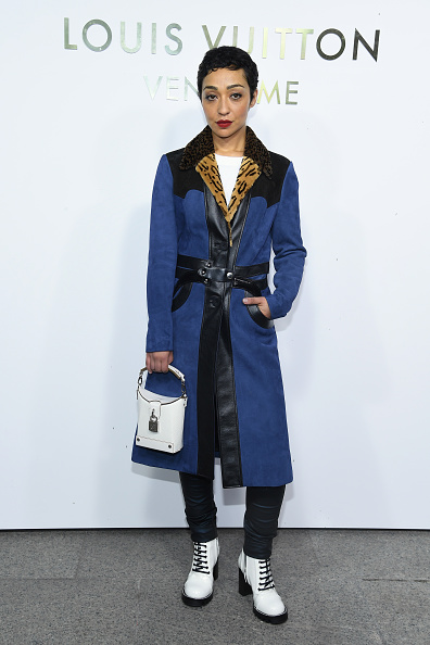 Ruth Negga「Louis Vuitton's Boutique Opening At Place Vendome - Paris Fashion Week Womenswear Spring/Summer 2018」:写真・画像(15)[壁紙.com]