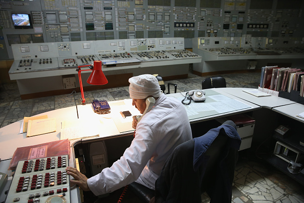 Nuclear Reactor「Chernobyl, Nearly 30 Years Since Catastrophe」:写真・画像(8)[壁紙.com]