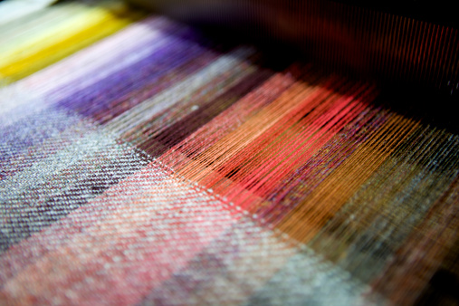Outer Hebrides「Harris Tweed, being weaved on the Isle of Harris」:スマホ壁紙(12)