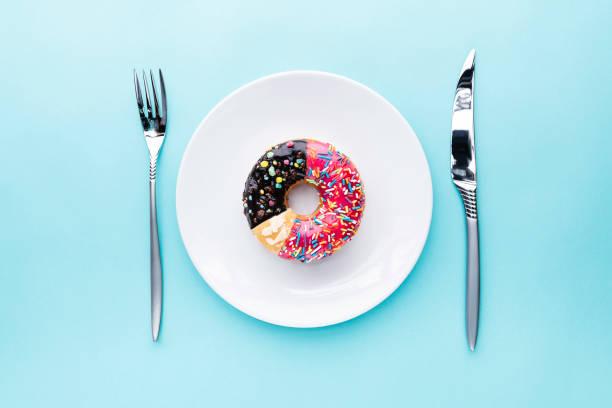 Donut Chart - Donut Graph - Slice of Food:スマホ壁紙(壁紙.com)
