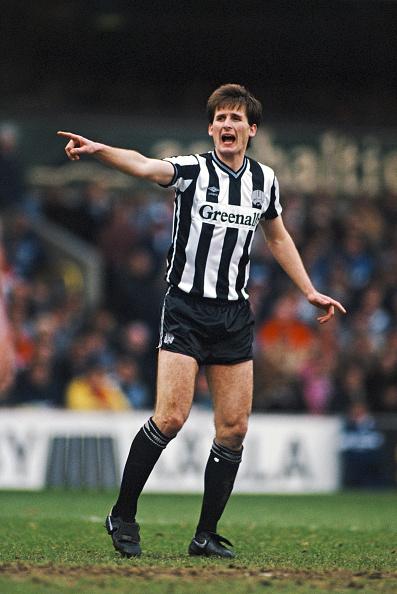 Club Soccer「Glenn Roeder Newcastle United 1987」:写真・画像(6)[壁紙.com]