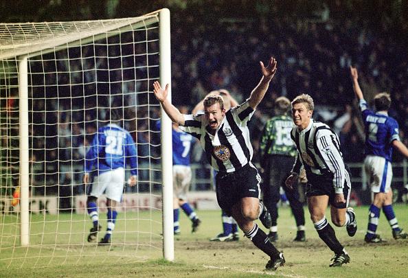 Leicester「Newcastle v Leicester City FA Premier League February 1997」:写真・画像(9)[壁紙.com]