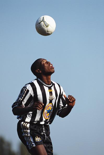 Club Soccer「Faustino Asprilla Newcastle United circa 1997」:写真・画像(19)[壁紙.com]