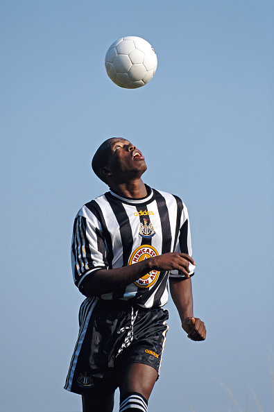 Club Soccer「Faustino Asprilla Newcastle United circa 1997」:写真・画像(18)[壁紙.com]