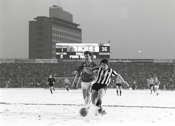 Best shot「Newcastle United v Leicester City League Division One 1985」:写真・画像(9)[壁紙.com]