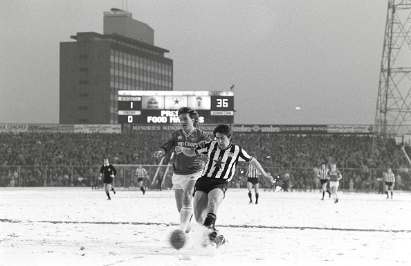 Best shot「Newcastle United v Leicester City League Division One 1985」:写真・画像(8)[壁紙.com]