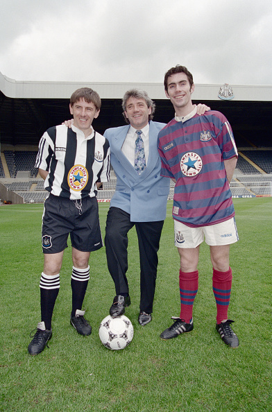Launch Event「Newcastle United Adidas Kit Launch May 1995」:写真・画像(3)[壁紙.com]