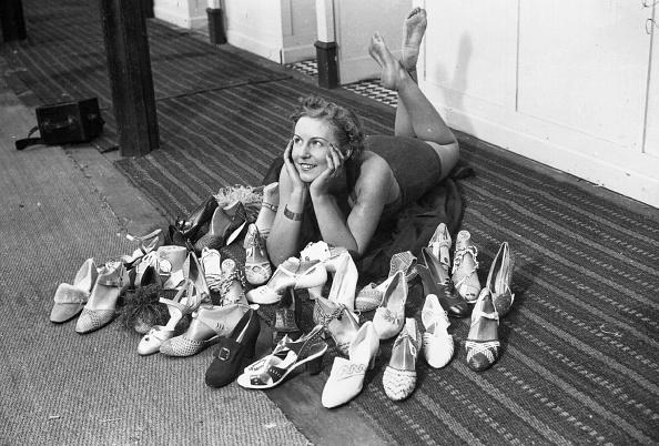 沢山の物「Shoe Fetish」:写真・画像(8)[壁紙.com]