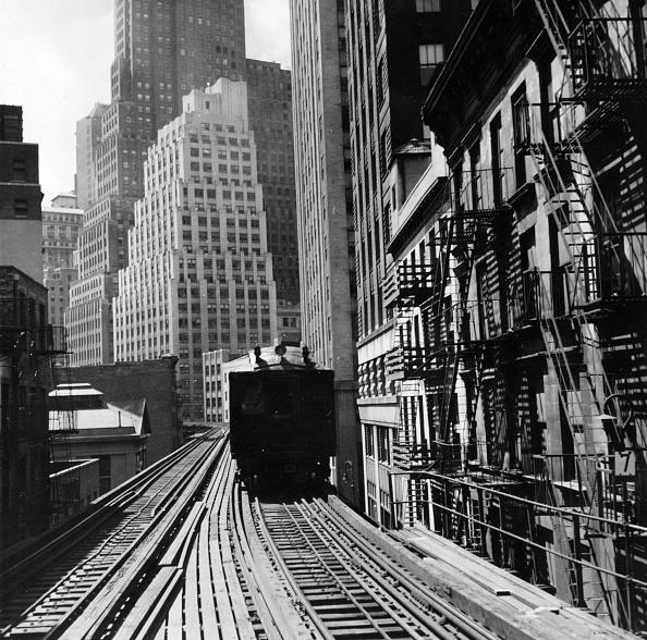 Railroad Track「Elevated Railway」:写真・画像(7)[壁紙.com]