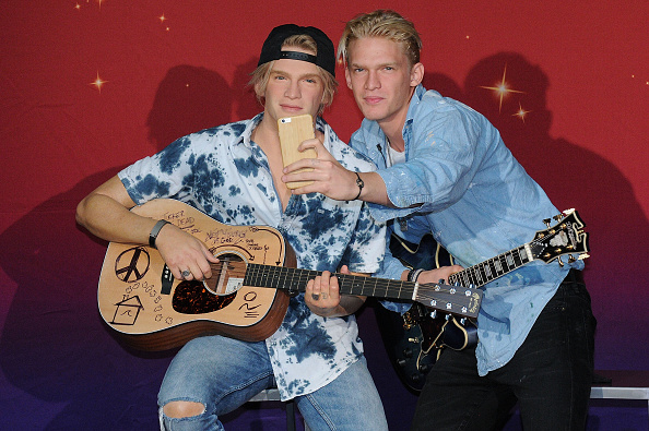 Gerardo Mora「Cody Simpson Unveils Madame Tussauds Figure」:写真・画像(11)[壁紙.com]