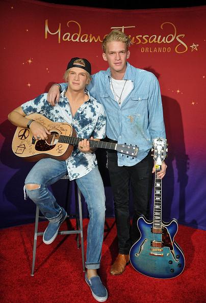 Gerardo Mora「Cody Simpson Unveils Madame Tussauds Figure」:写真・画像(1)[壁紙.com]
