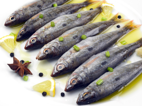 Star Anise「Sprats ready to be cooked」:スマホ壁紙(6)