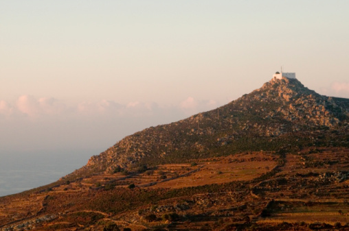 Patmos「Observatory on Mount Kokkino」:スマホ壁紙(11)