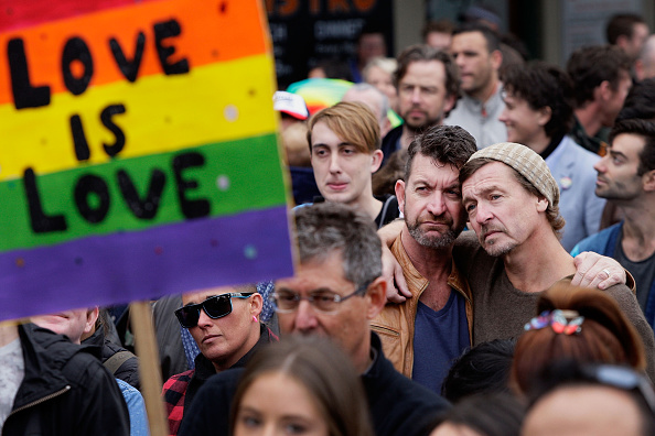 オーストラリア「Australians Rally For Free Vote On Marriage Equality Sydney」:写真・画像(16)[壁紙.com]