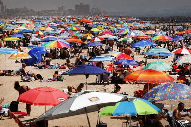 Northeast Experiences First Heat Wave Of The Summer:ニュース(壁紙.com)
