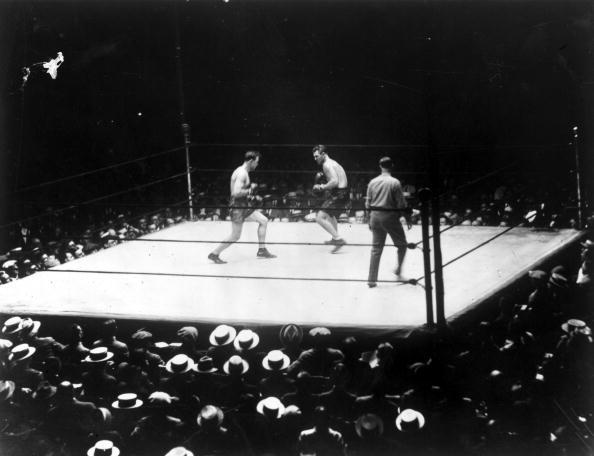 Boxing Ring「Boxing Match」:写真・画像(12)[壁紙.com]