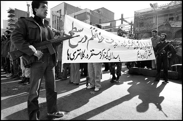 人質「Revolutionary Guards」:写真・画像(10)[壁紙.com]