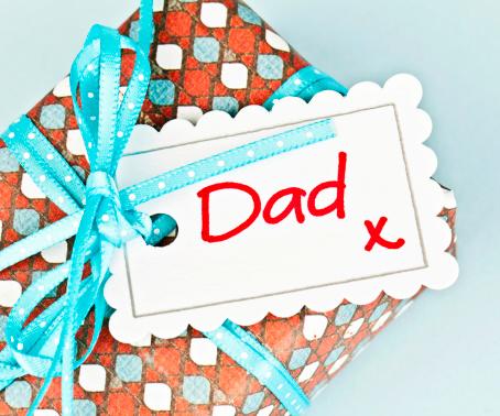 父の日「ギフトのパパ」:スマホ壁紙(7)