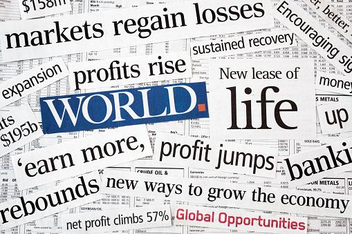 経済「グッドニュース!」:スマホ壁紙(11)