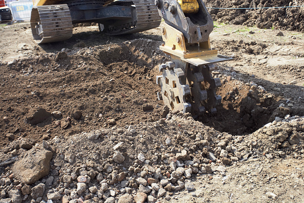Earth Mover「Preparing ground works」:写真・画像(16)[壁紙.com]