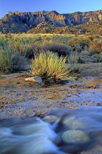 Sandia Mountains「landscape sunset mountain creek desert」:スマホ壁紙(16)