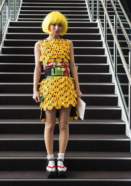 ストリートスナップ「Street Style - Day 4 - MBFW Tokyo 2015 A/W」:写真・画像(17)[壁紙.com]